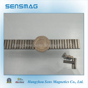 Casted Permanent AlNiCo5 Magnets with RoHS pictures & photos