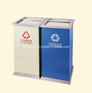 2016 Good Quality Dustbin for Outdoor (DK 124) pictures & photos