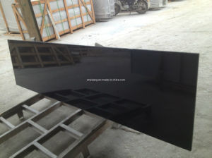 Shanxi Black Granite Countertop for Kitchen, Bathroom pictures & photos