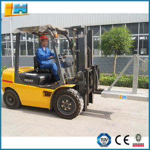 High Efficiency China Forklift Drum Lifter