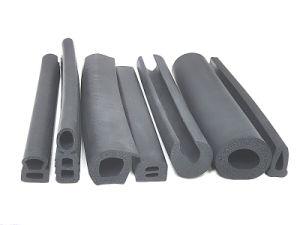 (EPDM, silicone, NBR, nr, SBR, PVC) Rubber Foam Tubing