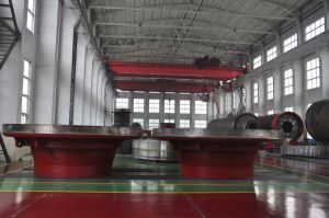 Vertical Mill Grinding Table for Cement Industry pictures & photos