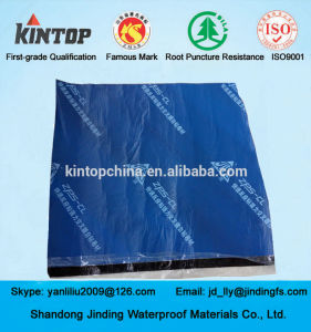 Self-Adhesive HDPE Bitumen Waterproofing Membrane for Underground pictures & photos