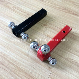 Universal Triple Trailer Hitch Ball Mount pictures & photos