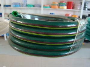 Flexible PVC Reinforced Garden Hose/ Water Hose/ Irrigation Hose pictures & photos