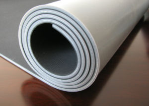 Rubber Fabric, Rubber Rolls, Polyester Fabric Coated Nitrile Rubber, Neoprene, Hypalon, EPDM pictures & photos