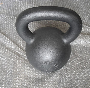 Fitness Product Cast Iron Kettlebell pictures & photos