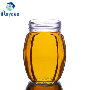 200ml Custom Glass Food Jar with Standard Mouth pictures & photos