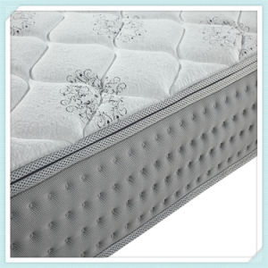High Quality Bonnell Spring mattress for Apartment Worker or Student Mattress/2/3 Star Hotel Mattress pictures & photos