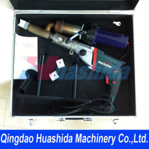 Portable Plastic Extruder PE/PP/PVC Plastic Welding Gun Plastic Hand Extruder pictures & photos