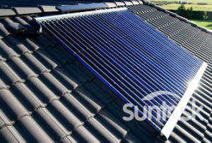 Solar Collector with SRCC & Solar Keymark Approved pictures & photos