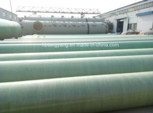 FRP Pipe with Reliable Key Lock pictures & photos