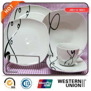 Best &Cheapest 30PCS Ceramic Dish pictures & photos