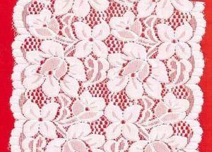 Popular Cheap Stretch Nylon Rachel Lace for Lingerie pictures & photos