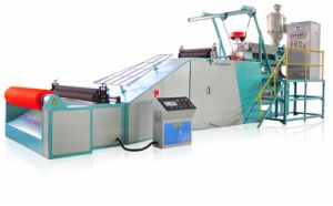PE Diamond Net Making Machine pictures & photos