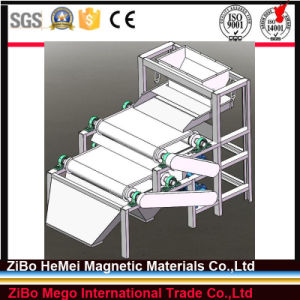 Magnetic Separator with Splitter, 17000-18000GS Mineral Machinery pictures & photos