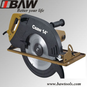 2400W 14′′ Powerful Big Electric Circular Saw (MOD 8008) pictures & photos