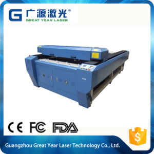 Flat Bed Laser Cutting Machine for Wood pictures & photos