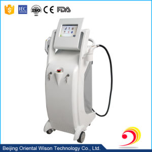 3 Handles E-Light (IPL &RF) +RF + Laser Beauty Machine pictures & photos