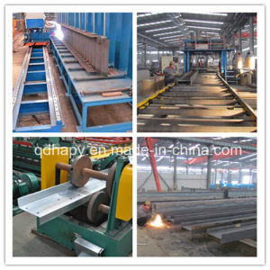 Easy Installation Prefabricated Steel Construction pictures & photos