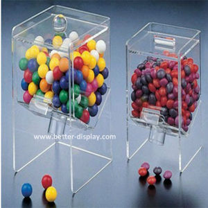 Custom Acrylic Candy Dispenser Box (BTR-K4012) pictures & photos