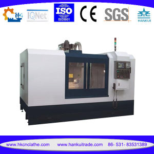 Vmc1270L Bt50 /Bt40 CNC Milling Machine with Siemens and Fanuc System for Sale pictures & photos