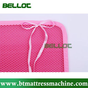 Breathable 100% Polyester 3D Air Sandwich Mesh pictures & photos