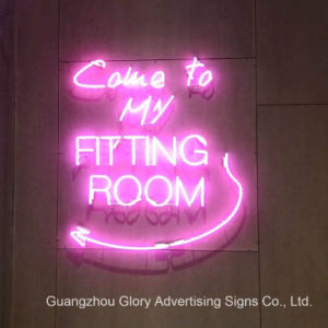 Neon Art Wording for Wall Deco Neon Sign pictures & photos