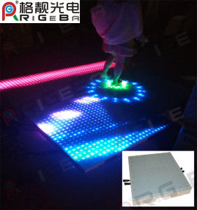 8*8 Pixels LED Interactive Dance Floors pictures & photos