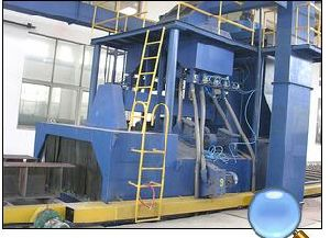 Steel Plate Pretreament Machine pictures & photos
