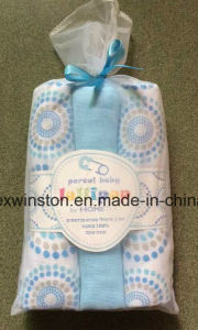 100%Cotton Muslin Receiver St018 pictures & photos