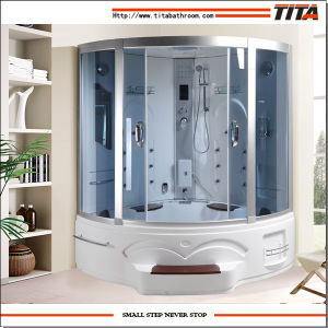 2016 Big Shower Cabin Price with Walk in Step Ts9011 pictures & photos