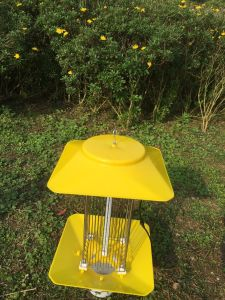 Solar Powered Insect Pest Mosquito Killer for Organic Farm pictures & photos
