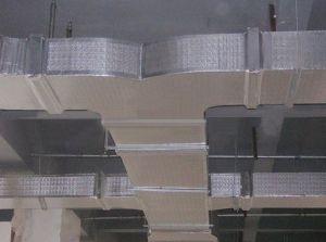 Phenolic Foam Sandwich Ducting Panel