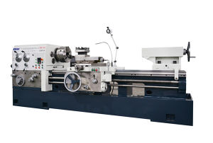 Cw6163/80e CNC Lathe Machine