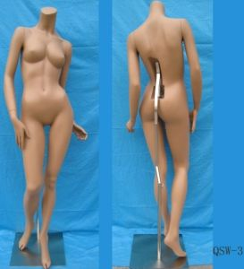 Female Mannequin with Fitting on Back pictures & photos