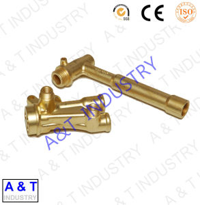 Hot Sale Brass Male Connector Pipe Fitting with High Quality pictures & photos