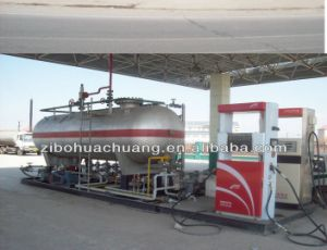 5-100 Cbm LPG Mobile Filling Station pictures & photos