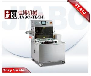 Automatic Plastic Tray Filler and Sealer Machine for Honey pictures & photos