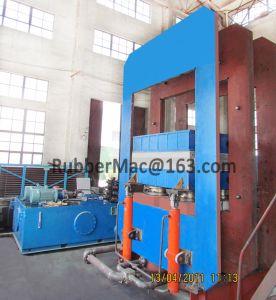 Plate Vulcanizing Press / Hydraulic Press (YADONG) pictures & photos