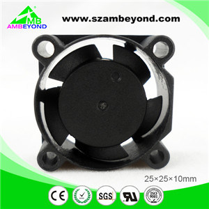 USB Mini DC Cooling Fan 25X25X10mm