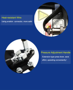 Mug Pen Logo Heat Press Machine pictures & photos