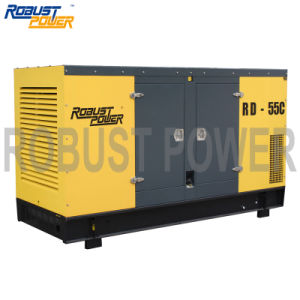 Cummins 200kVA Soundproof Diesel Generator Set (RD-200C) pictures & photos