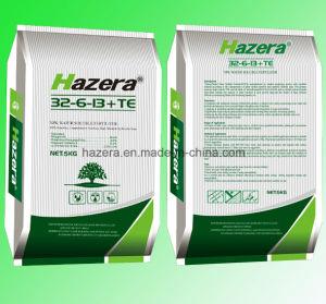 32-6-13 100% Solubility NPK Fertilizer with EDTA Trace Elements