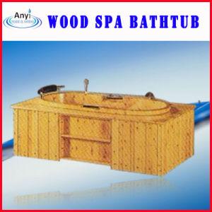 Indoor Cedar Wood Soaking Barrel SPA Tubs (016A)