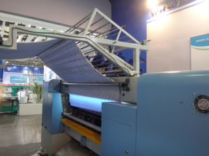 Atuomatic Non Shuttle (Lock stitch) Quilting Machine for Textile (YXS-128-3B) pictures & photos
