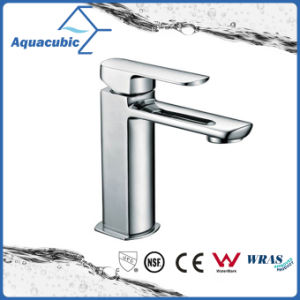 Hot-Sale Single Handle Brass Basin Faucet (AF9260-6) pictures & photos