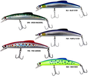 a Great Quality Game Fishing Lure Hard Plastic Maguroni Tuna Fishing Lure pictures & photos