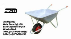 Industrial, Construction, Gardening of Wheel Barrow (Wb5213)