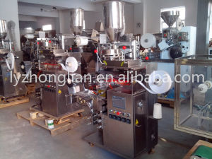 High Quality High Efficiency Tea Inner and Outer Tea Bag Packaging Machine (DXDK-150SD) pictures & photos
